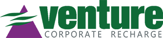 Venture Corporate Recharge Logo